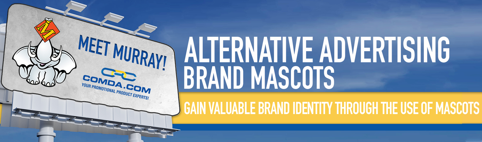 Alternative Advertising: Brand Mascots