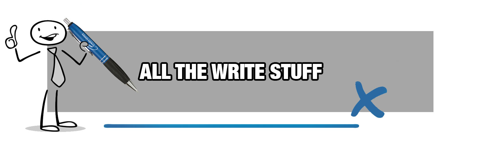 All The Write Stuff