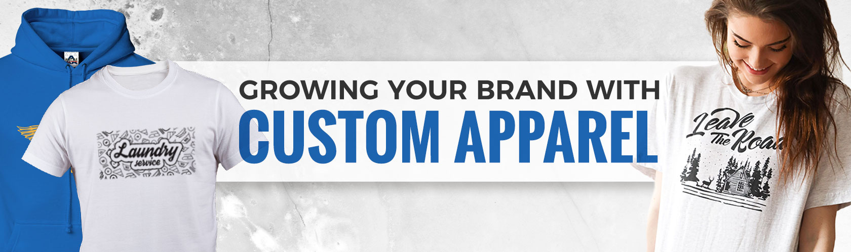 Growing Your Brand with Custom Apparel