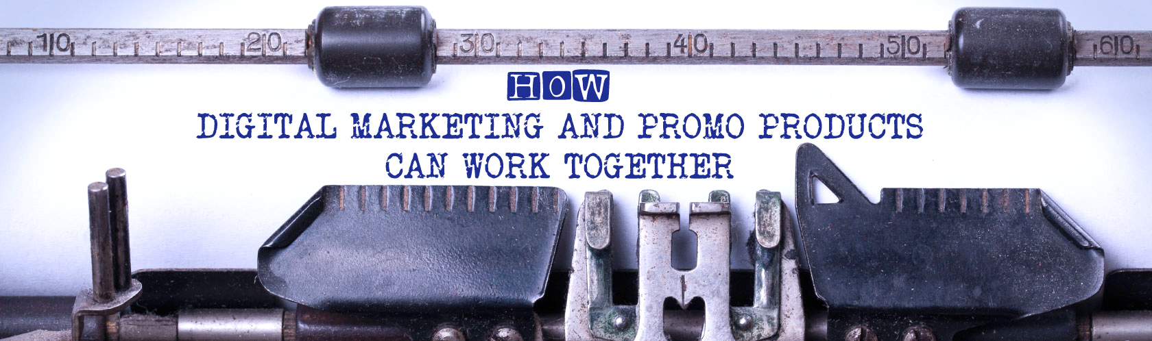 How Digital Marketing and Promo Products Can Work Together