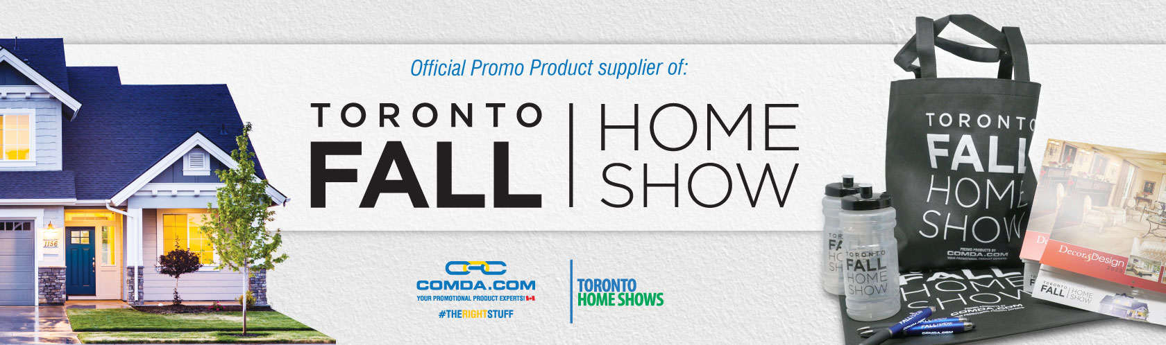 Stand Out: Top Promo Products For Fall Home Show Exhibitors