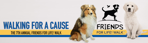 Walking For a Cause: Friends For Life! Walk Event Wrap Up