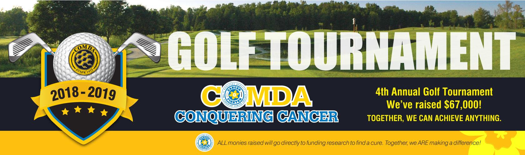 COMDA GIVES | Charity Golf Tournament