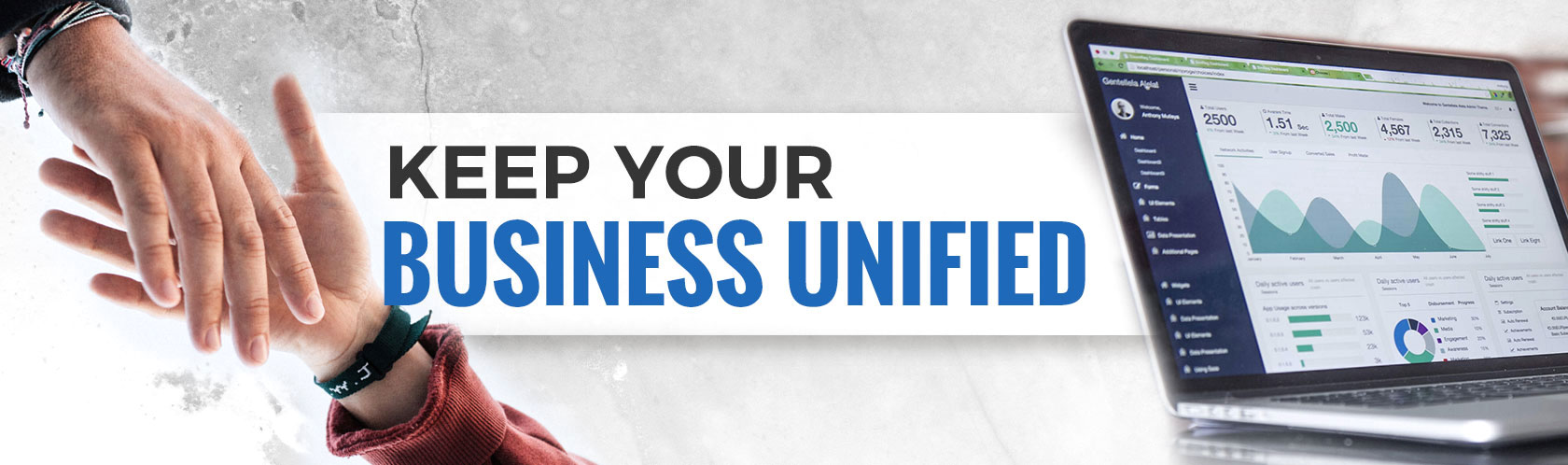 Keep your Business Unified