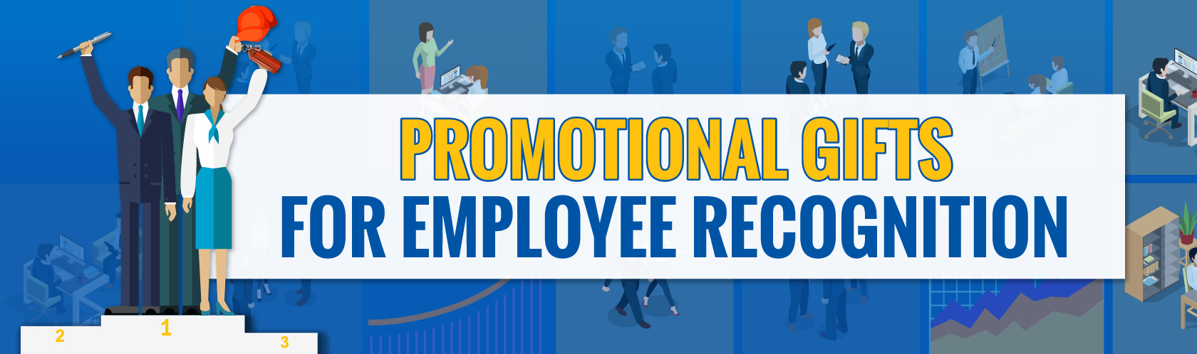 Promotional Gifts for Employee Recognition