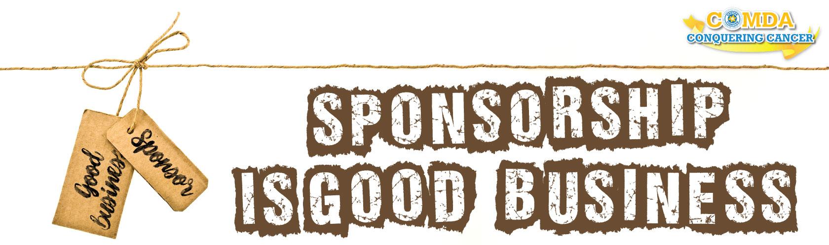 Sponsorship Is Good Business