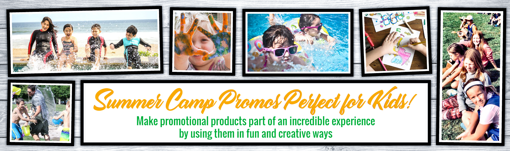 Summer Camp Promos Perfect for Kids!