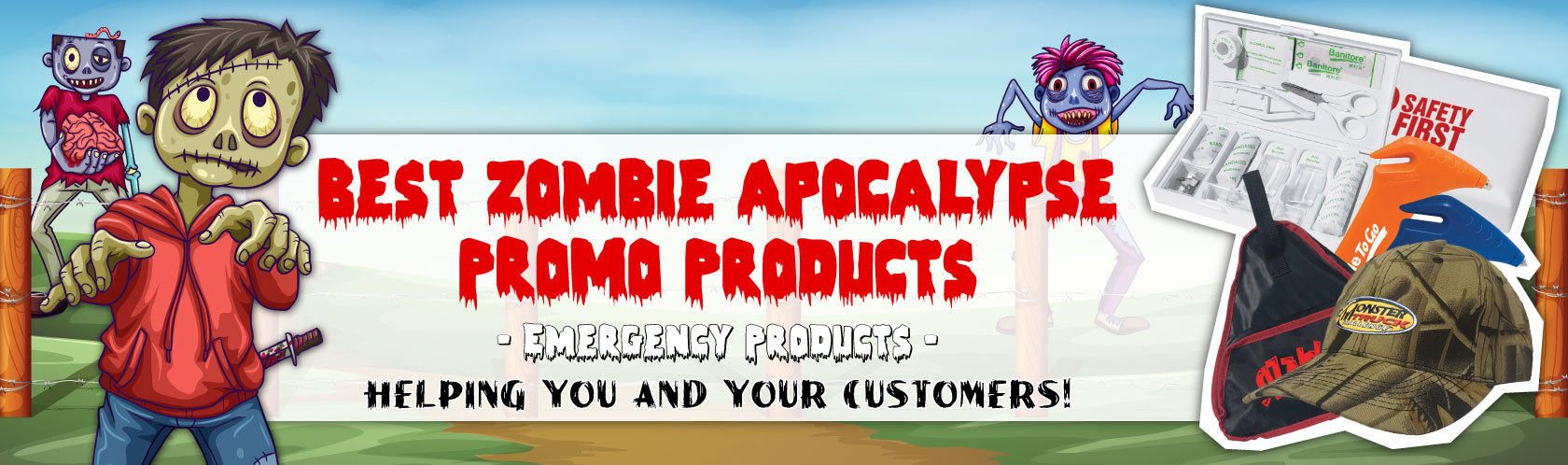 Best Zombie Apocalypse Products (Emergency Products)